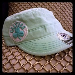c2bcf1b59465ee 47 Brand Accessories | 47 Brand Womens Boston Celtics Hat | Poshmark